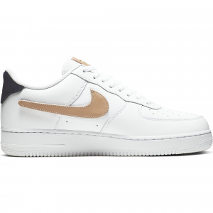 Мужские кроссовки Nike Air Force 1 Low Removable Swoosh Pack CT2253-100