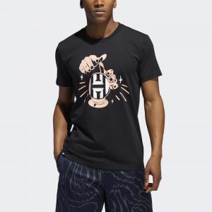 Мужская футболка adidas Harden Swagger Performance DX6926