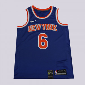 Джерси Nike НБА Swingman Kristaps Porzingis Knicks Icon Edition