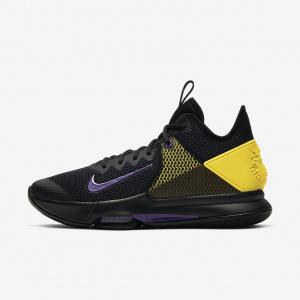 Мужские баскетбольные кроссовки Nike LeBron Witness IV BV7427-004