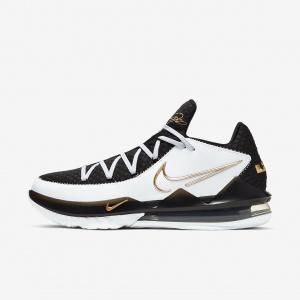 """Баскетбольные кроссовки Nike LeBron 17 Low """"Sheriff"""""""