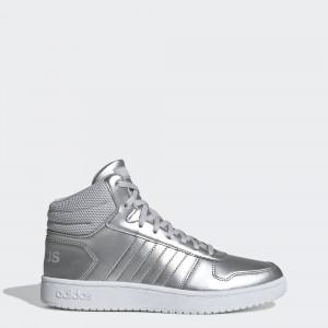 Женские баскетбольные кроссовки adidas Hoops 2.0 Mid EE7857