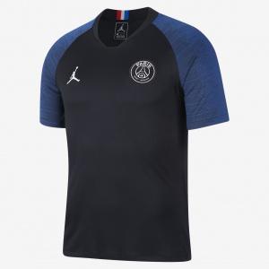 Мужская игровая футболка с коротким рукавом Jordan x Paris Saint-Germain Strike CT3539-010