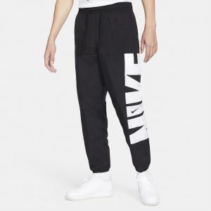 Мужские баскетбольные брюки Nike Dri-FIT - Черный