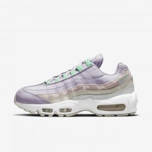 Женские кроссовки Nike Air Max 95 - Пурпурный