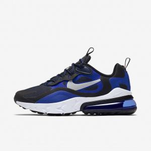 Кроссовки для школьников Nike Air Max 270 React - Синий