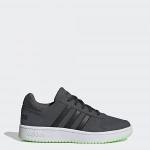 Детские баскетбольные кроссовки adidas Hoops 2.0 Low EE6719