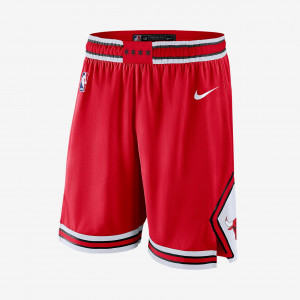Мужские шорты Nike НБА Swingman Chicago Bulls Icon Edition