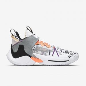 Мужские баскетбольные кроссовки Jordan Why Not? Zer0.2 SE AQ3562-101