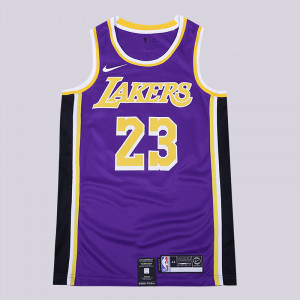 Мужская джерси Nike NBA LeBron James Statement Edition Swingman Jersey AA7097-514