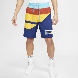 Баскетбольные шорты Nike Flight - Синий