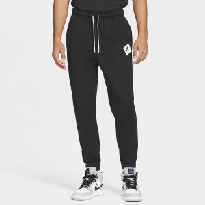 Мужские флисовые брюки Jordan Jumpman Classics - Черный