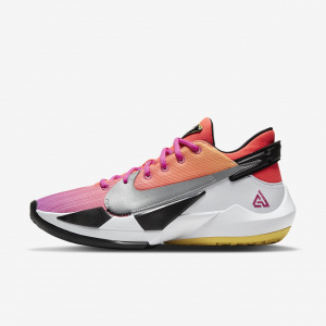 """Баскетбольные кроссовки Nike Zoom Freak 2 """"Fire Pink"""""""