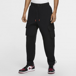 Брюки 23Eng Cargo Pant, Black/Infrared 23/Black