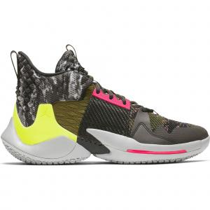 Мужские баскетбольные кроссовки Jordan Why Not? Zer0.2 AO6219-003