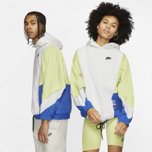 Женская худи Nike Sportswear Icon Clash CJ2029-051