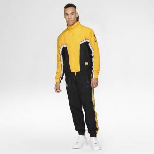 Мужской спортивный костюм Nike НБА Lakers Courtside City Edition CD2650-010