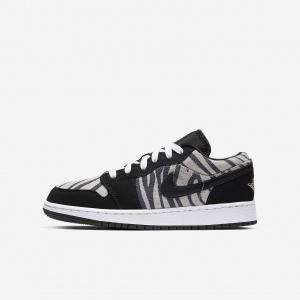Кроссовки для школьников Air Jordan 1 Low 553560-057