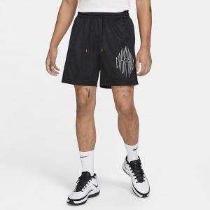 Мужские баскетбольные шорты KD - Черный