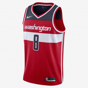 Мужское джерси Nike НБА Swingman Rui Hachimura Wizards Icon Edition