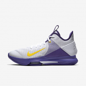 Мужские баскетбольные кроссовки Nike LeBron Witness IV BV7427-100