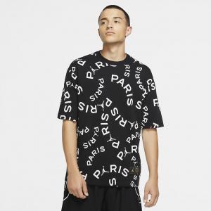 Мужская футболка Jordan Paris Saint-Germain Jock Tag CK9787-010