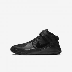 Баскетбольные кроссовки для школьников Nike Team Hustle D 9 FlyEase BV2952-010