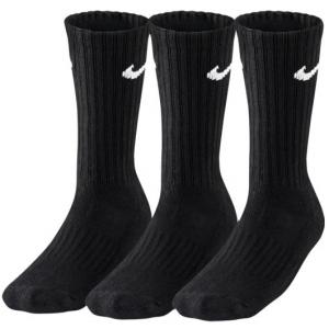 Носки спортивные Nike Value Cotton Crew Socks 3 пары SX4508-001