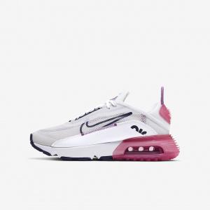 Кроссовки для школьников Nike Air Max 2090 - Серый