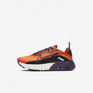 Кроссовки для дошкольников Nike Air Max 2090 - Оранжевый