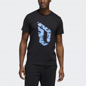 Мужская футболка adidas Dame Logo DX6954