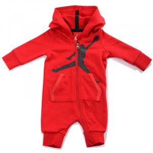 Детский костюм Air Jordan Jumpman Hooded Coverall 555399-R78