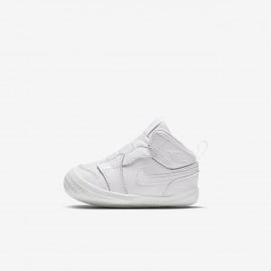 Кроссовки для малышей Air Jordan 1 Crib Bootie AT3745-100