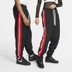 Баскетбольные брюки из тканого материала Nike Throwback AV9758-013