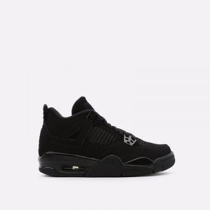 Кроссовки для школьников Air Jordan 4 Retro 408452-010