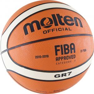 Баскетбольный мяч Molten BGR BGR7-OI