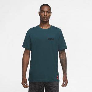 Мужская баскетбольная футболка Nike Dri-FIT Kyrie Logo CV2060-300