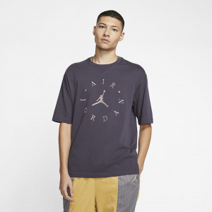 Мужская футболка с графикой Jordan Graphic Remastered Tee BQ5542-015