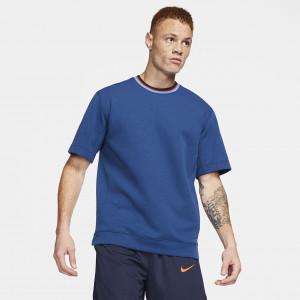 Мужская баскетбольная футболка с коротким рукавом Nike Dri-FIT