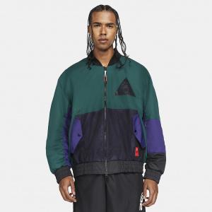 Мужская баскетбольная куртка Kyrie - Зеленый