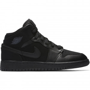 Кроссовки для школьников Air Jordan 1 Mid 554725-050