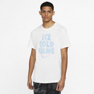 """Мужская баскетбольная футболка Nike Dri-FIT """"Ice Cold"""" CD0945-100"""