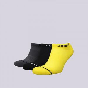 Мужские носки Air Jordan Jumpman No-Show Socks 3 пары SX5546-016
