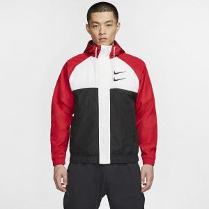 Мужская куртка из тканого материала с капюшоном Nike Sportswear Swoosh CJ4888-657