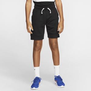 Шорты для мальчиков школьного возраста Nike Air - Черный