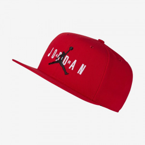 Бейсболка с застежкой Jordan Pro Jumpman Air AV9765-687