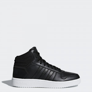 Женские баскетбольные кроссовки adidas Hoops 2.0 Mid B42100