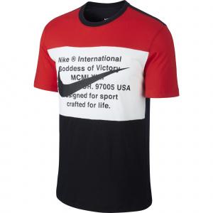 Мужская футболка Nike Sportswear Swoosh CU9736-010