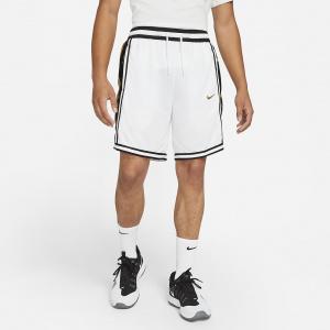 Мужские баскетбольные шорты Nike Dri-FIT DNA+ - Белый