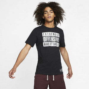 Мужская баскетбольная футболка Nike Offensive BV8274-010